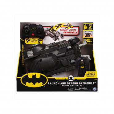 Launch & Defend Batmobile Radio Controlled