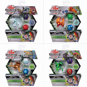 Bakugan Core Ball Pack Assorted S2
