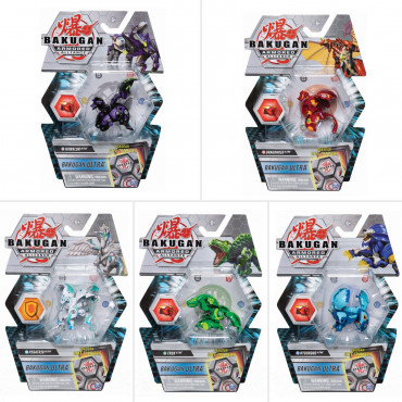 Bakugan Ultra Ball Pack S2 Assorted