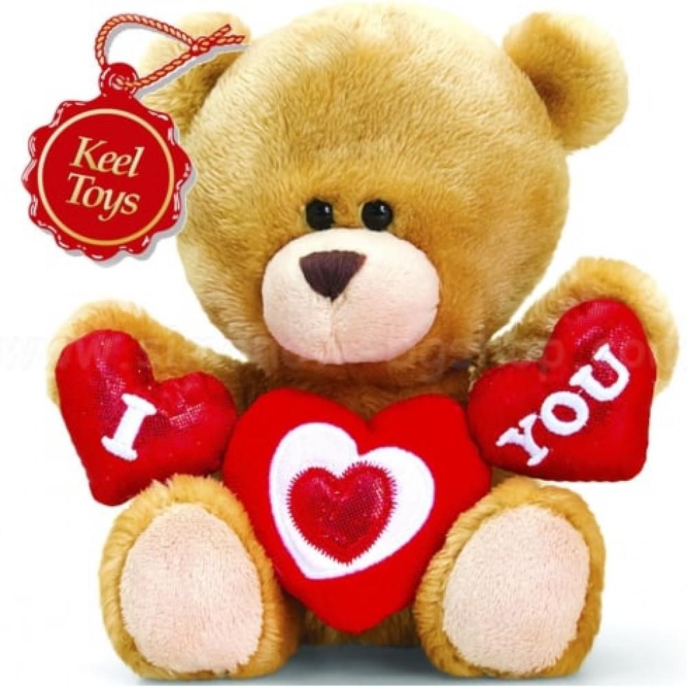Pipp The Teddy  Bear Valentines