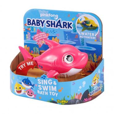 Baby Shark Blue/Pink