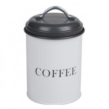 Coffee Caddy White/Grey