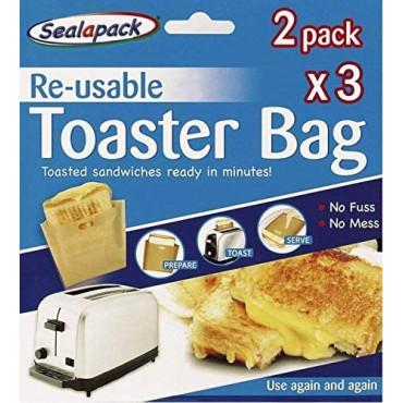 Toastie Bags 2pack