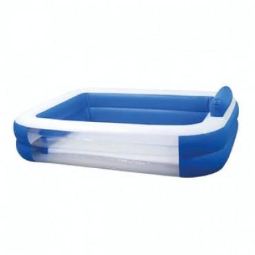 Giant Paddling Pool 195x145x40cm TP