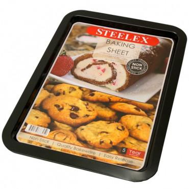 Baking Tray Steelux 33Cm