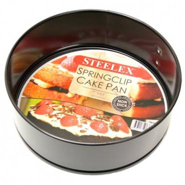 Cake Tin Springclip 24Cm