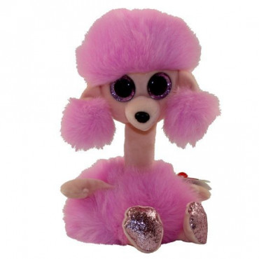 Camilla Pink Poodle Beanie Boo