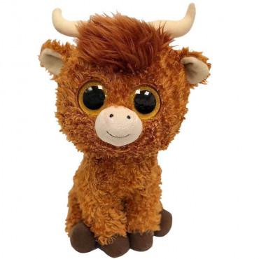 Ty Angus Highland Cow Beanie Boo