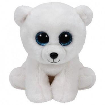 Ari Polar Bear Beanie Boo