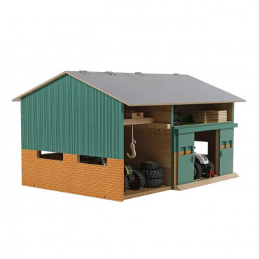 1:32 Machinery Shed and Workshop