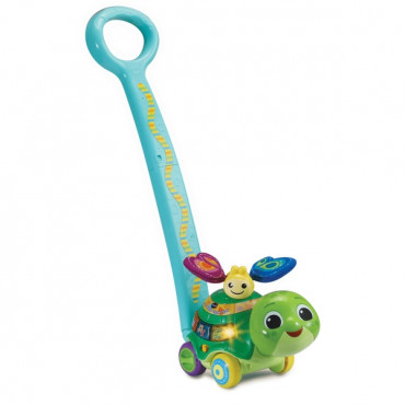 Push and Discover Turtle 2 in 1