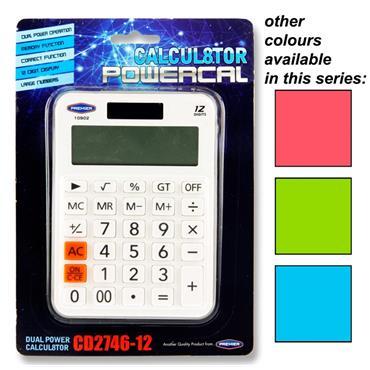 12 Digit Calculator
