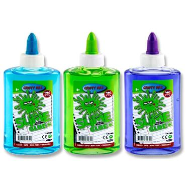 Slime Glue Transparent Assorted