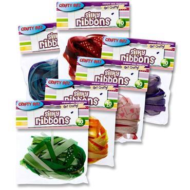 Bag Of 10M Ribbons 6 Asst.