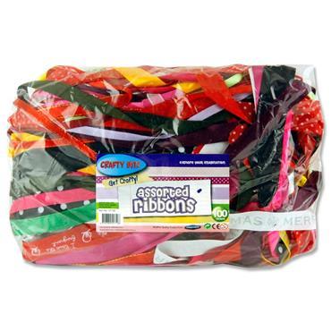 Asst Ribbon 100G