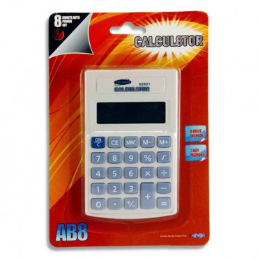 Calculator 8 Digit Large Buttons