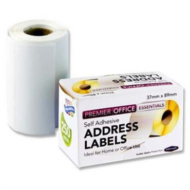 Address Labels On Roll Pk250