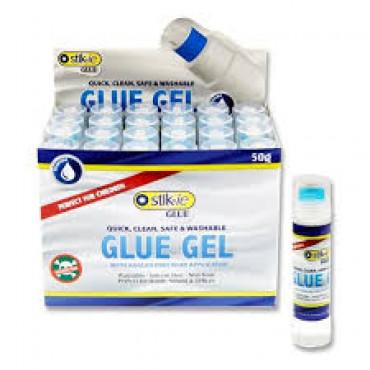 Clear Liquid Glue Gel Cdu  50G