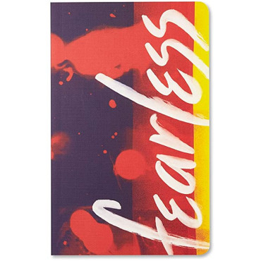 Compendium Colourful Motivation Journal Fearless