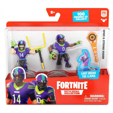 Fortnite  Twin Pack Mini Battle Royale