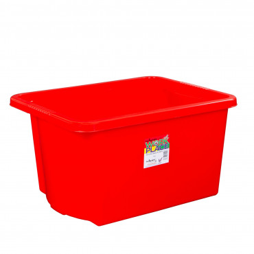 Stack & Store Box 30L Red