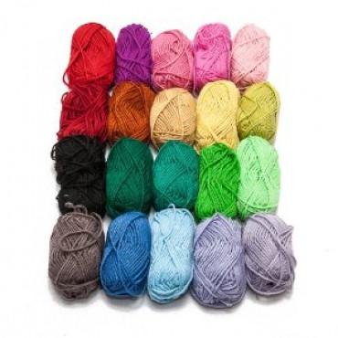 Wool Toyball Childrens Asst 25G