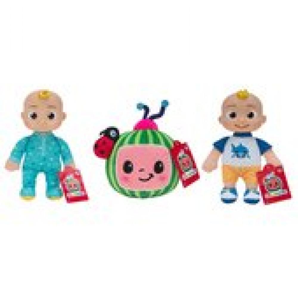 Cocomelon Little Plush Assortment Single