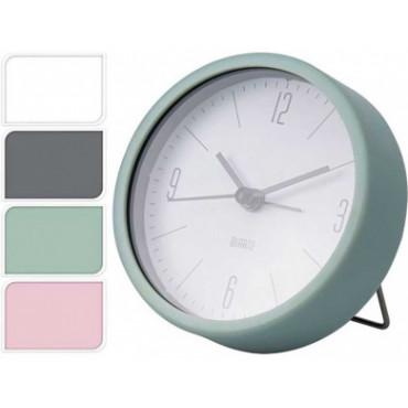 Clock Alarm 4 Asstd Colours