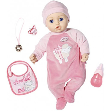 Baby Annabell 43cm Interactive