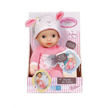 Baby Annabell Sweetie Doll For Babies