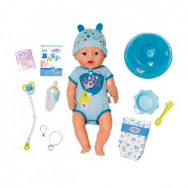 Baby Born Boy Soft Touch 43cm