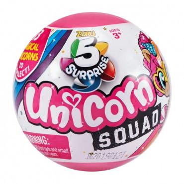 5 Surprise Unicorn Squad