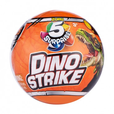 5 Surprise Dino Srike Assorted