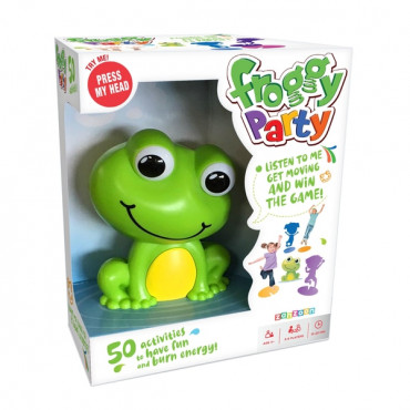 Froggy Party Interactive